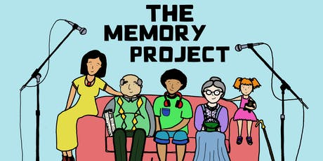 The Memory Project tickets