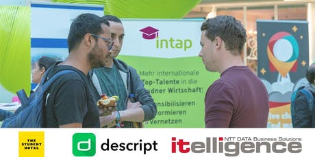 Career Café - 4 Steps to help you find your next job with Itelligence and Descript tickets