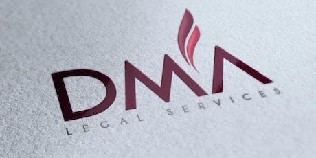 POC: DMA Immigration Law Seminar tickets