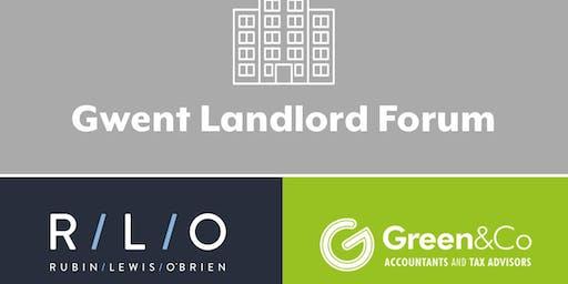 Gwent Landlord Forum 24th September 2019