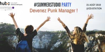 #SUMMERSTUDIO PARTY