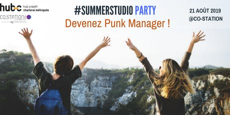 #SUMMERSTUDIO PARTY billets