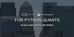 Python Infrastructure and Basics