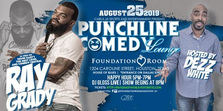 Punchline Comedy Featuring RAY GRADY tickets