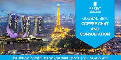 ESSEC Global BBA Coffee Chat Aug 2019 - Bangkok, Thailand
