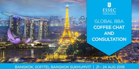 ESSEC Global BBA Coffee Chat Aug 2019 - Bangkok, Thailand tickets