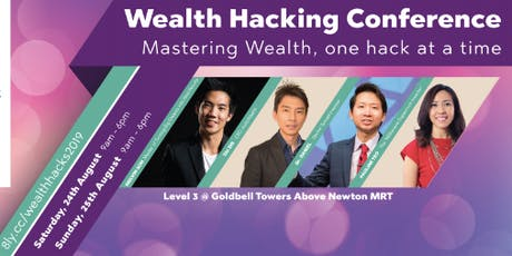 Wealth Hacking Conference tickets
