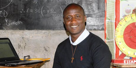 An evening with Peter Tabichi, winner of the 2019 Global Teacher Prize tickets