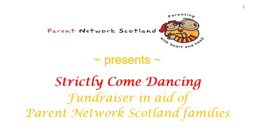 Parent Network Scotland Strictly Come Dancing Fundraiser