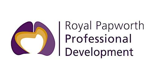 Royal Papworth ECMO Course - June 2020