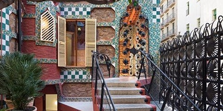 Casa Vicens & Park Güell: Guided Tour & Skip The Line tickets