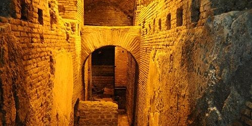 Rome Underground Pass & Guided Catacombs Tour