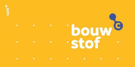 BOUWSTOF | 14  november 2019 tickets