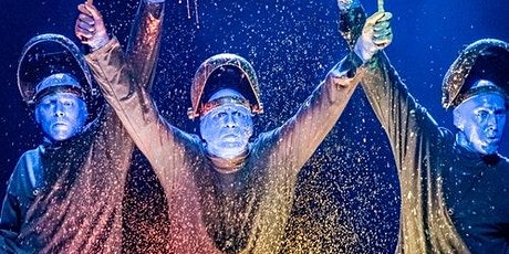Blue Man Group Boston tickets