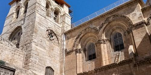 Jerusalem City Morning Tour & Tower of David