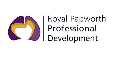 Royal Papworth ECMO Course - November 2020