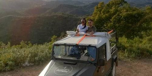 Algarve Sunset Safari 4x4 Tour from Albufeira