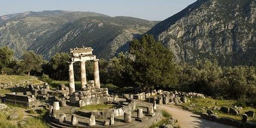Delphi: Day Tour from Athens