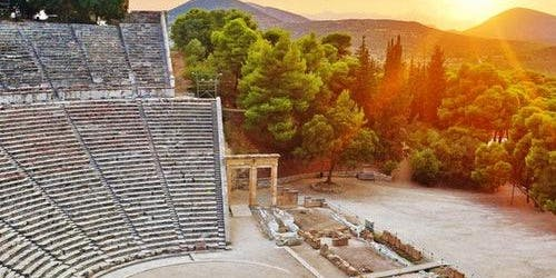 Mycenae, Nafplio & Epidaurus: Day Tour from Athens