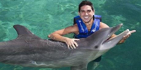 Delphinus Xcaret: Swim with Dolphins boletos