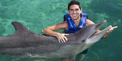 Delphinus Xcaret: Swim with Dolphins