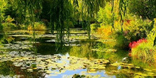 Monet's Garden in Giverny: Audio-Guided Tour from Paris + Lunch