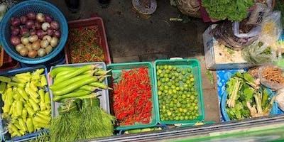 Maeklong Railway & Damnoen Saduak Floating Market: Guided Tour from Bangkok