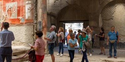 Pompeii & Herculaneum: Skip The Line + English Guided Tour