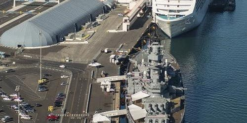 Battleship Iowa Museum: General Admission