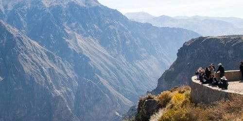 Cañón del Colca: Day Trip from Arequipa
