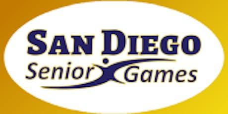 Badminton Age 50+ Senior State Championships San Diego tickets