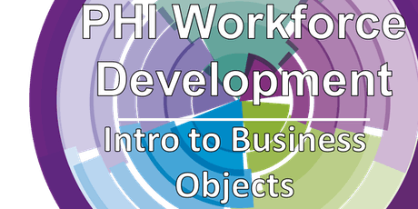 Introduction to Business Objects - October tickets