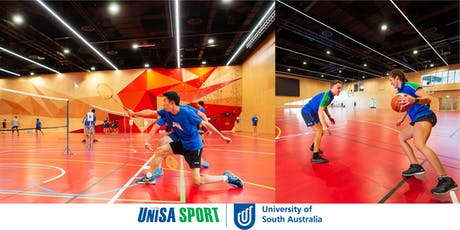 UniSA Students vs Staff Basketball/Badminton - Who will win?  tickets