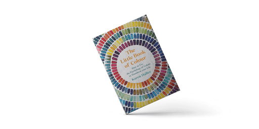 Author Talk: The Little Book of Colour  with Karen Haller