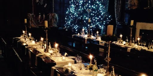 Appleby Castle Christmas Banquet
