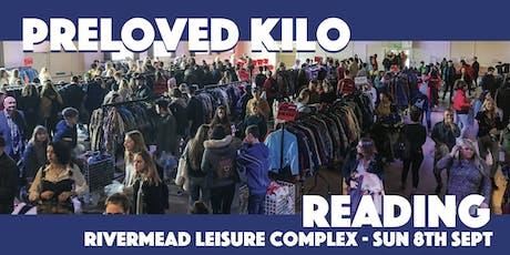 Reading Preloved Vintage Kilo tickets