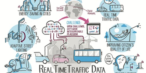 Workshop: Real-time traffic data with energy savings on street lights in Antwerp
