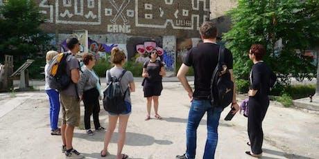 Visite guidée Journée Européenne du Patrimoine - 22 septembre - 17h billets