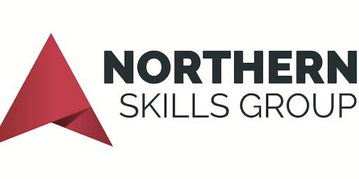 Northern Skills Group Macmillan Coffee Morning