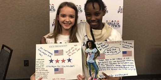 Camp Congress for Girls NYC 2020
