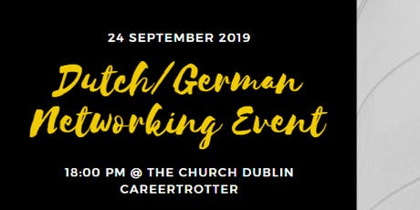 Careertrotter Dutch/German networking event tickets