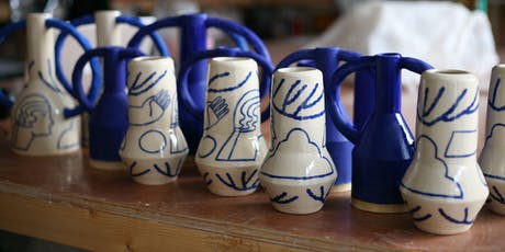 1 Day Course: Functional Ceramics - Vase Making tickets