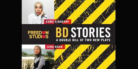 Freedom Studios - BD Stories tickets