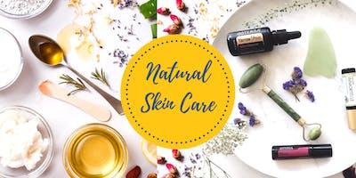 Natural Beauty & Skin Care - Make & Take
