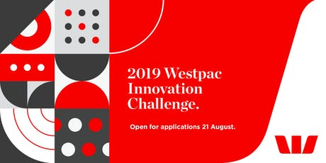 Join us for our 2019 Westpac Innovation Challenge Launch tickets
