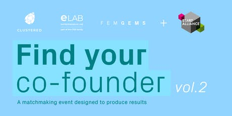 Find your co-founder! vol.2 Tickets