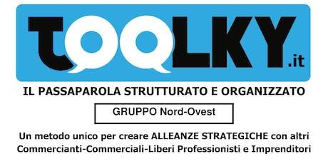 Toolky La Spezia biglietti