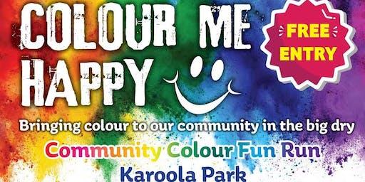 Colour me Happy- Community Colour Fun Run