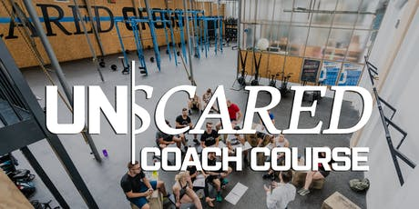 UnScared Coach Course 2019 tickets