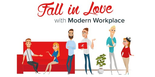 Fall in Love with Modern Workplace - London